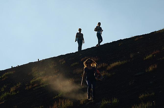 Etna trekking excursion picture