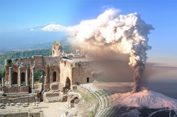 Etna + Taormina
