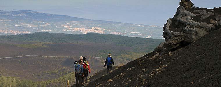 sentieri escursione etna trekking