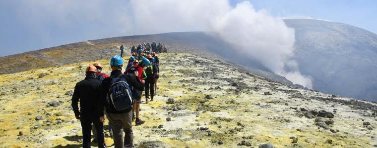 escursione crateri sommitali etna