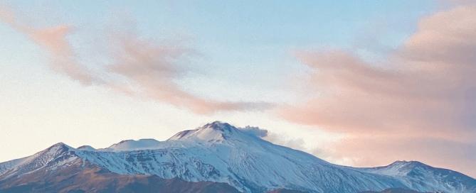 Etna neve inverno